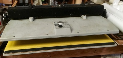 Dry Mount Press For Sale:  SEAL Masterpiece 500T DryMount Press -